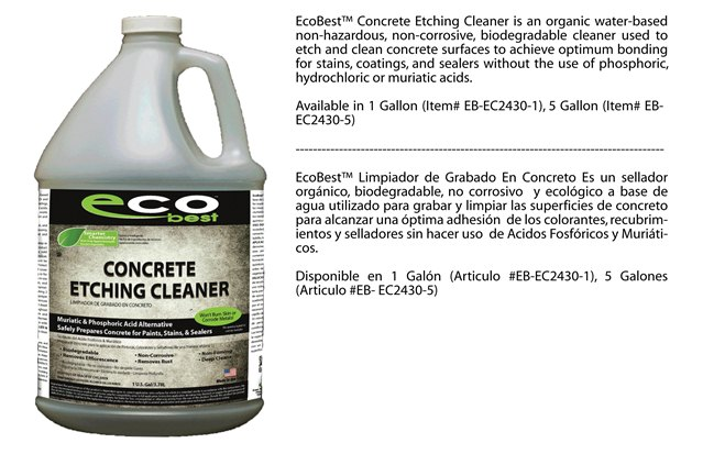 etching cleaner eco best eco friendly stains sealers
